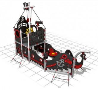 Structure multi-jeux bateau - Devis sur Techni-Contact.com - 1