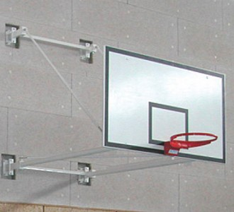 Structure murale pour panneau de basket - Devis sur Techni-Contact.com - 2