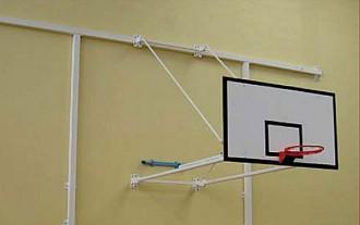 Structure murale pour panneau de basket - Devis sur Techni-Contact.com - 3
