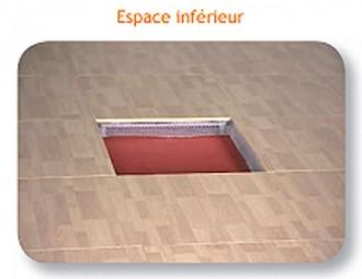 Structure pour plancher d'exposition - Devis sur Techni-Contact.com - 4