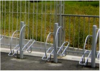 Support cycles guidons décalés - Devis sur Techni-Contact.com - 3