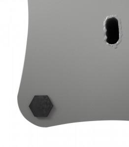 Support pour gel et masques avec affichage - Devis sur Techni-Contact.com - 8