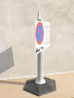 Support panneau de signalisation - Devis sur Techni-Contact.com - 6