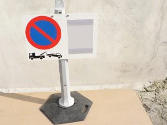 Support panneau de signalisation - Devis sur Techni-Contact.com - 7