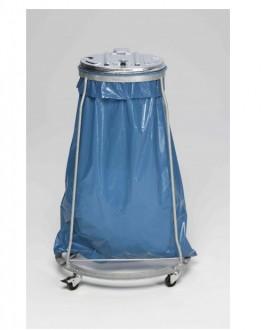 Support sac poubelle sur roulettes - Devis sur Techni-Contact.com - 1