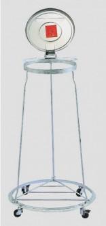 Support sac poubelle sur roulettes - Devis sur Techni-Contact.com - 2