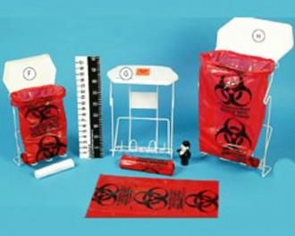 Support sacs à déchets 229 x 324 - Devis sur Techni-Contact.com - 1