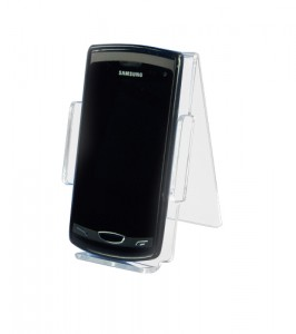 Support smartphone plexi - Devis sur Techni-Contact.com - 1