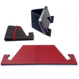 Support tablettes tactile en cuir - Devis sur Techni-Contact.com - 3