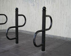 Support vélo 2 positions - Devis sur Techni-Contact.com - 1