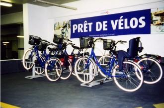 Support vélo guidons décalés - Devis sur Techni-Contact.com - 2