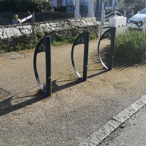 Support vélo urbain - Devis sur Techni-Contact.com - 1