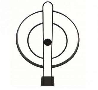 Support vélos rond - Devis sur Techni-Contact.com - 1