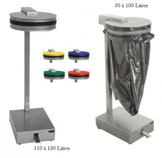 Supports sac poubelle - Devis sur Techni-Contact.com - 1