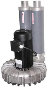 Surpresseur pour extraction de fumée et de gaz - Devis sur Techni-Contact.com - 1