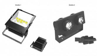 Suspension industrielle à led - Devis sur Techni-Contact.com - 1