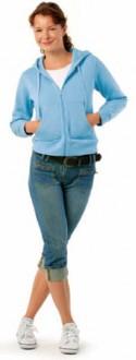 Sweat-shirt personnalisé manches longues femme - Devis sur Techni-Contact.com - 1