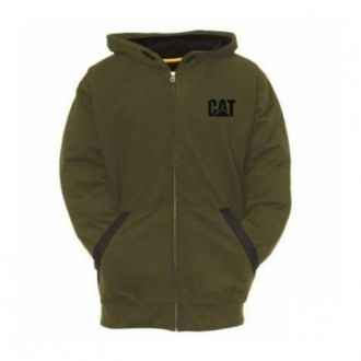 Sweatshirt à capuche en coton Caterpillar - Devis sur Techni-Contact.com - 1