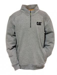 Sweatshirt à col zippé Caterpillar - Devis sur Techni-Contact.com - 1