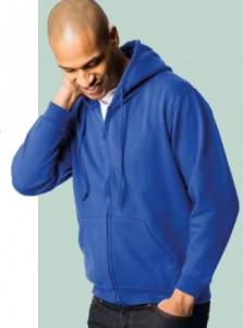 Sweatshirt personnalisé à fermeture compléte - Devis sur Techni-Contact.com - 2