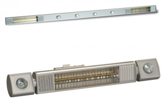 Système combinant chauffage et éclairage - Devis sur Techni-Contact.com - 1