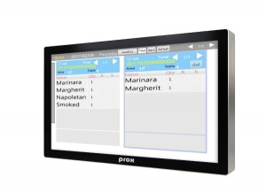 Système d'affichage de cuisine - Devis sur Techni-Contact.com - 1