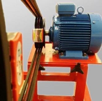 Systeme d'alignement laser de poulies - Devis sur Techni-Contact.com - 1