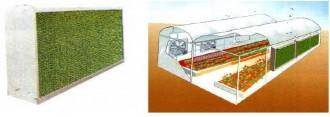 Système de refroidissement et l'humidification par évaporation. - Devis sur Techni-Contact.com - 2