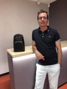 Sonorisation portable ultra légère - Devis sur Techni-Contact.com - 1