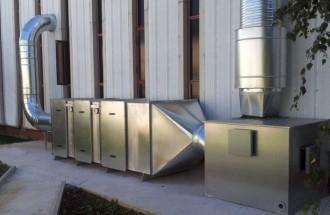 Système de ventilation industriel - Devis sur Techni-Contact.com - 1
