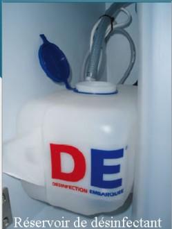 Système désinfection pour transport sanitaire - Devis sur Techni-Contact.com - 2