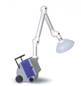 Système mobile d'aspiration-filtration - Devis sur Techni-Contact.com - 2