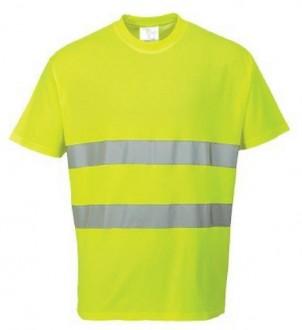 T-shirt de travail haute visibilité - Devis sur Techni-Contact.com - 1