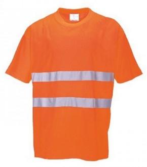 T-shirt de travail haute visibilité - Devis sur Techni-Contact.com - 2
