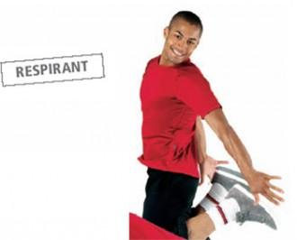 T-shirt personnalisé 100% polyester homme - Devis sur Techni-Contact.com - 1