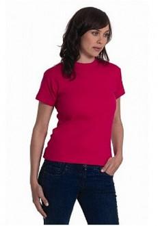 T-shirt personnalisé à demi manche pour femme - Devis sur Techni-Contact.com - 1