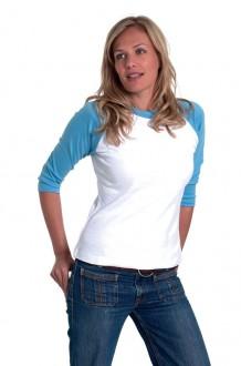 T-shirt personnalisé à manche longue pour femme - Devis sur Techni-Contact.com - 1
