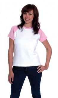 T-shirt personnalisé à manche raglan femme - Devis sur Techni-Contact.com - 1