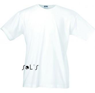 T-shirt personnalisé manches courtes coton semi-peigné - Devis sur Techni-Contact.com - 1