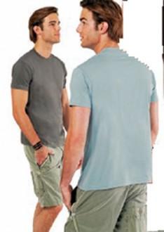 T-shirt personnalisé manches courtes unisexe jersey - Devis sur Techni-Contact.com - 1