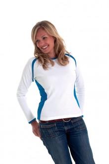 T-shirt personnalisé sport femme - Devis sur Techni-Contact.com - 1