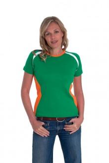 T-shirt personnalisé sport pour femme - Devis sur Techni-Contact.com - 2