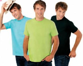 T-shirt personnalisé unisexe en coton semi-peigné - Devis sur Techni-Contact.com - 1