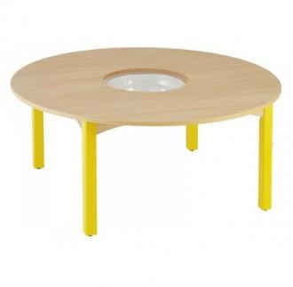 Table à bac central - Devis sur Techni-Contact.com - 1