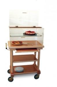 Table à fromages et desserts en bois - Devis sur Techni-Contact.com - 2