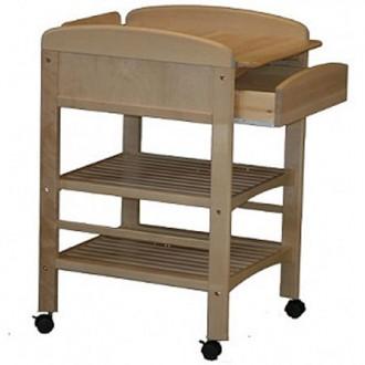 Table à langer polyvalente - Devis sur Techni-Contact.com - 1