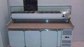 Table à pizza réfrigérée 580 Litres - Devis sur Techni-Contact.com - 2