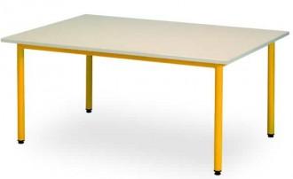 Table à plateau mélaminé / stratifié - Devis sur Techni-Contact.com - 1