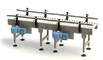 Table à rouleaux motorisés - Devis sur Techni-Contact.com - 1