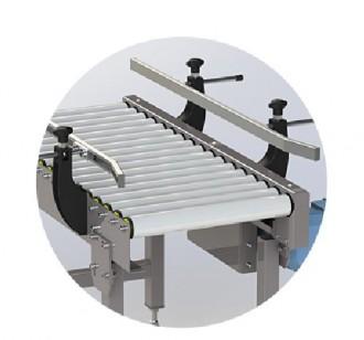 Table à rouleaux motorisés - Devis sur Techni-Contact.com - 2